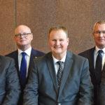 Board Members at CHS Annual Meeting